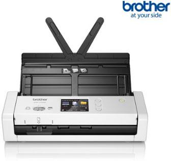 브라더 ADS-1700W 스캐너 양면스캔
