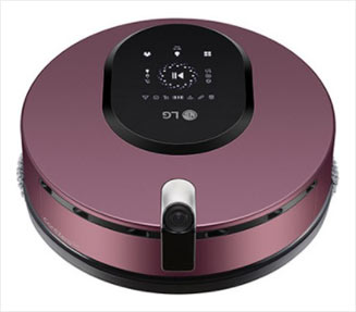 LG전자 코드제로 물걸레 로봇청소기